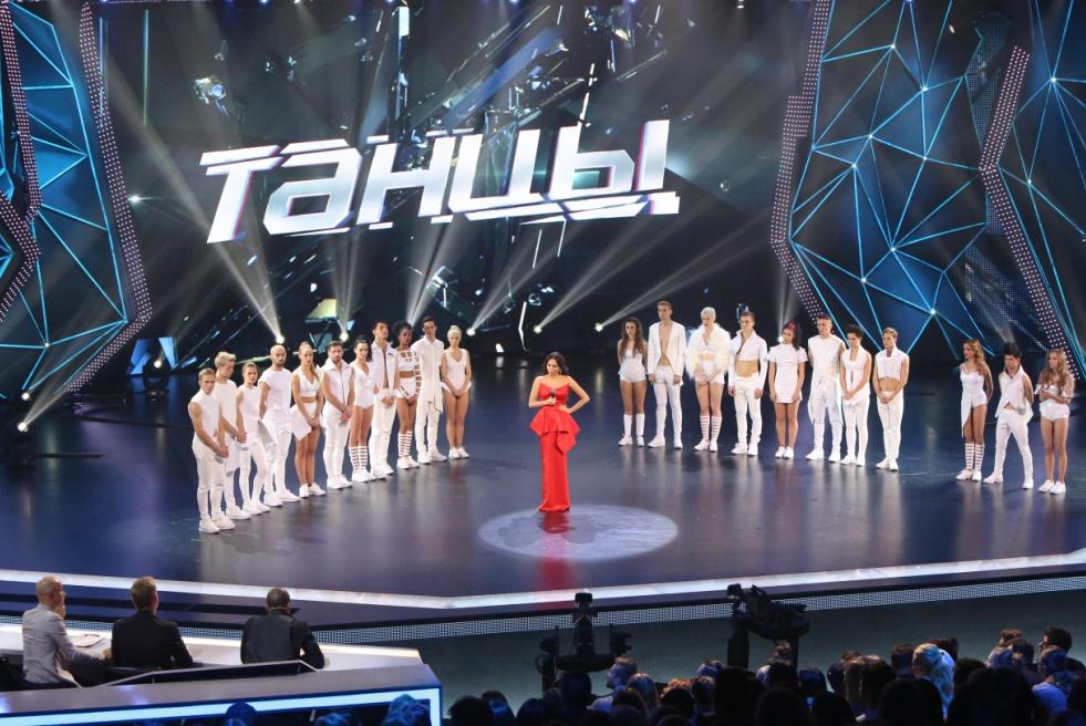 Танцы на ТНТ команды