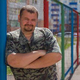 Митя Кудрявцев