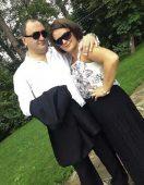 Сергей Ершов с женой
