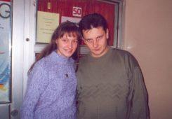 Максим Ярица в молодости