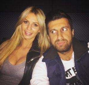 Амиран и Екатерина Игоревна