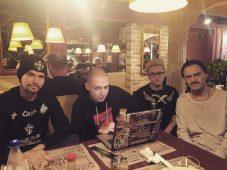 Эльдар Джарахов, Нойз МС, Оксимирон и Илья Прусикин