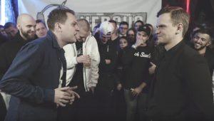Юрий Хованский и Дмитрий Ларин