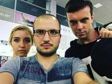 Дмитрий Позов и Арсений Попов