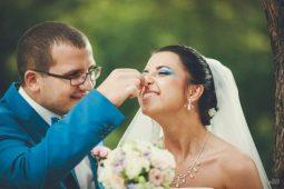 Дмитрий Позов с женой