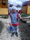 Сын Сергея Воробьева