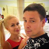 Андрей Чуев и Марина Африкантова