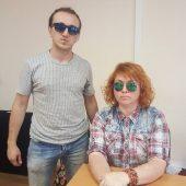 Денис Дорохов и Ольга Картункова