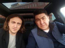 Денис Дорохов и Азамат Мусагалиев