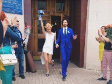 Дмитрий Романов свадьба