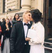 Илья Прусикин и Ира Смелая свадьба