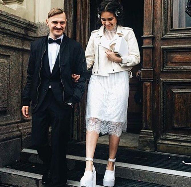 Фото со свадьбы татарки и ильича