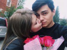 Ирина Ваймер и Влад Новиков