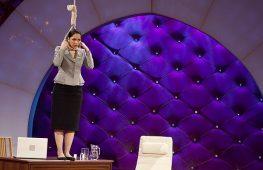 Юлия Ахмедова на Comedy Woman