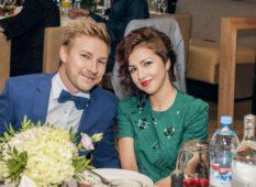 Костя Павлов с женой Томой