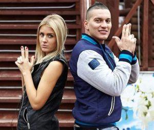 Габриэль Диас Альварес и Кристина Лясковец