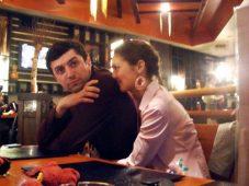 Тимур Каргинов с девушкой