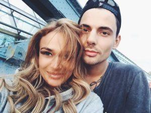 Алена Водонаева с Антоном