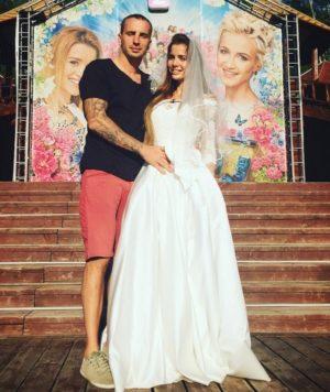 Александра Гозиас и Константин Иванов