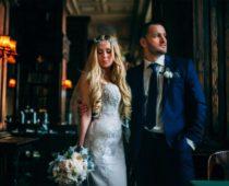 Свадьба Алексея Самсонова с Юлией Щаулиной
