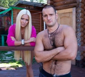 Алексей Самсонов и Анастасия Ковалева