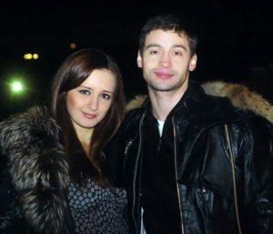 Андрей Черкасов и Рита Агибалова