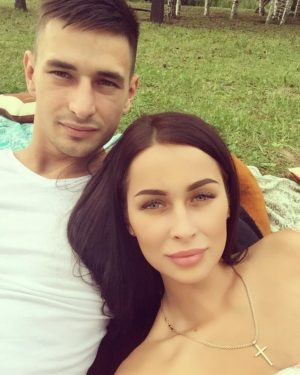 Богдан Бобрик и Анастасия Волынец