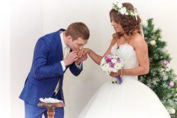 Евгений Руднев свадьба с Либерж Кпадону