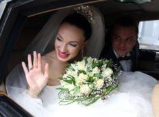 Евгения Гусева (Феофилактова) с мужем Антоном