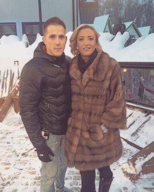 Федор Стрелков и Ольга Бузова