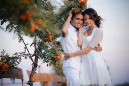Игорь Ласточкин с женой