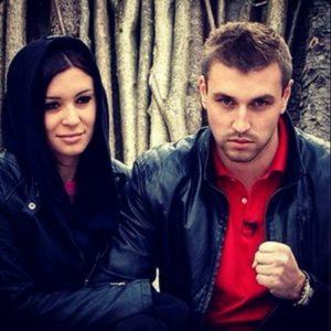 Игорь Трегубенко и Анна Якунина