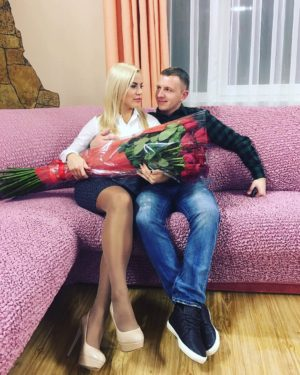 Илья Яббаров и Катя Кауфман