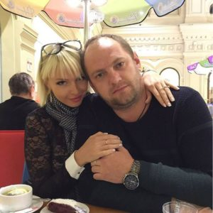 Мария Бухун и Коротков