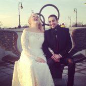 Надежда Ангарская свадьба