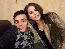 Александра Артемова и Евгений Кузин
