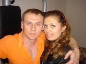 Степан Меньщиков и Виктория Боня