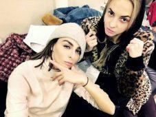 Екатерина Варнава и Наденька