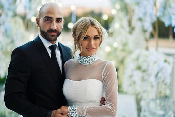 анна хилькевич и её ребёнок фото