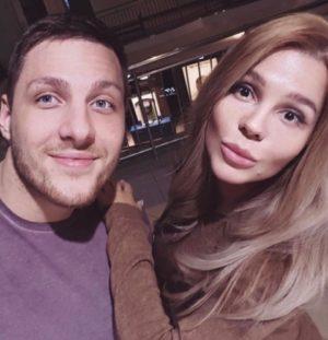 Екатерина Колисниченко с Никитой Капелюшем
