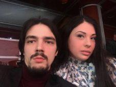 Инна Воловичева с мужем