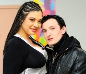 Инна Воловичева и Влад Кадони