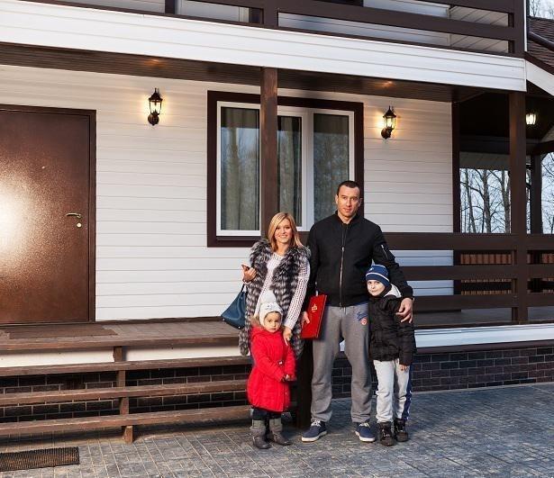 Дом Ксении Бородиной: проект и фото квартиры ведущей с ... Бородина с Терехиным