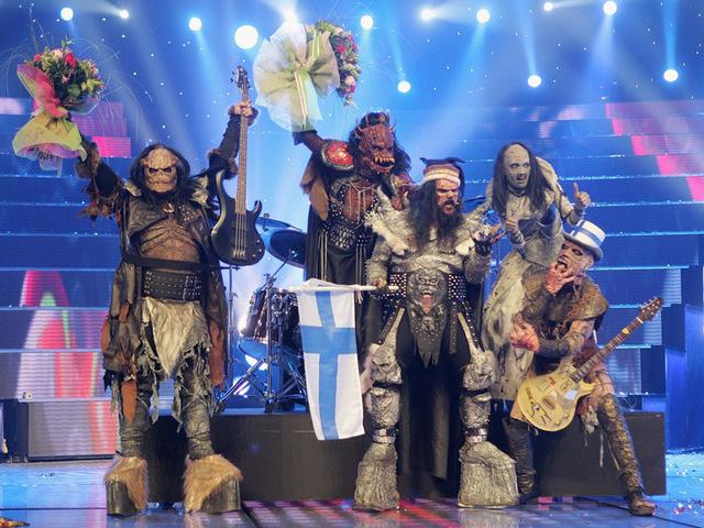 Победители Евровидения 2006 Lordi