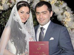 Давид Цаллаев свадьба с женой