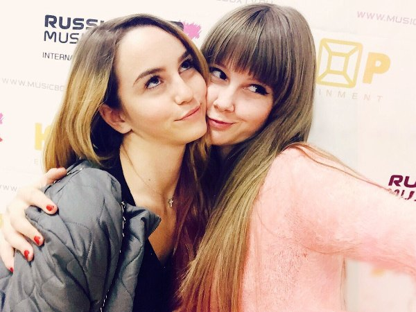 Ирина Ваймер и Марьяна Ро