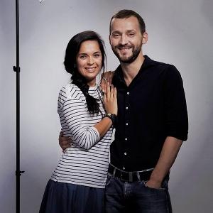 Руслан Белый и Юлия Ахмедова