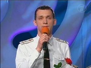 Руслан Белый молодой в КВН