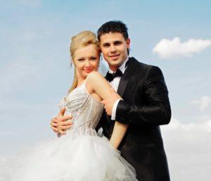 Сергей и Дарья Пынзарь свадьба