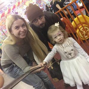 бывшая жена Стаса Старовойтова Марина и их дочь